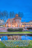 Le Castillet at Perpignan Royalty Free Stock Photography
