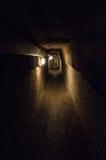 Le catacombe di Parigi Fotografia Stock