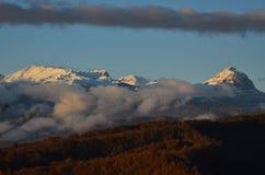 Le Caucase Images libres de droits