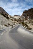 Le cave del marmo - alpi di Apuan, Carrara, Fotografia Stock Libera da Diritti