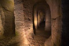 Le caverne Immagine Stock Libera da Diritti
