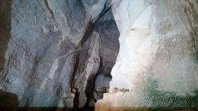 Le caverne di Beit Jovrin Immagini Stock Libere da Diritti