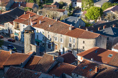 Le Caylar, France. Le Caylar, also known as Le Caylar en Larzac, is a commune in the Hérault department in southern France stock images