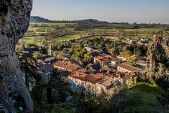 Le Caylar, Frankreich Stockfoto