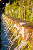 LE cento fontane μια βίλα d'este σε Tivoli - τη Ρώμη Στοκ Εικόνες