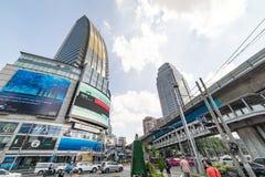 Le centre commercial du terminal 21 est le centre commercial célèbre Photos stock