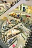 Centre commercial du terminal 21 Photos stock