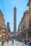 Le centre de Bologna Photo stock