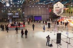 Le centre de Pompidou image libre de droits