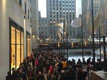 Le centre de Rockefeller à New York Photos stock