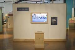 Le centre et le musée de la science d'étincelle de Telus à Calgary photos stock