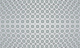 Le centre gris-clair a orienté la texture et le backgr de tuile Images stock