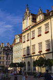 Le centre historique de Wroclaw Image stock