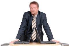 Le CEO Image libre de droits