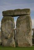 Le cercle chez Stonehenge Image libre de droits