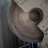 Le cercle a vu Photo libre de droits