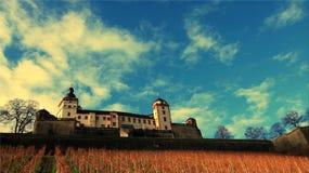 Le château Photos libres de droits