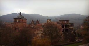 Le château Photos stock