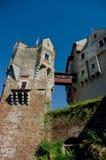 Le château antique Pernstein photo stock