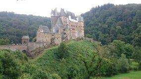 Le château d'Eltz Photo libre de droits