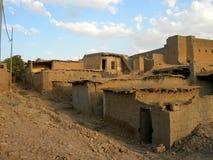 Le château d'Erbil, Irak image stock
