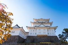 Le château d'Odawara est un château japonais de style Hirayama, Odawara, Japon Copiez l'espace pour le texte Photos libres de droits