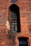 Le château dans Gniew Photographie stock libre de droits