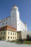 Le château de Bratislava Images libres de droits