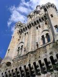 Le château de Butron images libres de droits