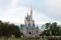 Le château de Cendrillon Photo libre de droits
