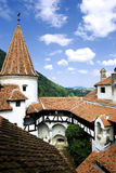 Le château de Dracula photos libres de droits