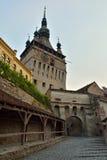 Le château de Dracula Photographie stock libre de droits