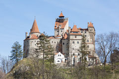 Le château de Dracula Image stock