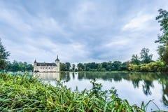 Le château de Horst Photos stock