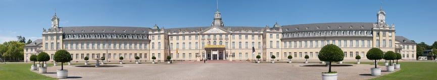 Le château de Karlsruhe Photos libres de droits