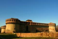 Le château de Léonard Image stock