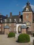 Le château de l'anholt en Allemagne photos libres de droits