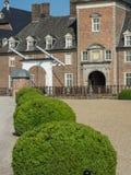 Le château de l'anholt en Allemagne photographie stock libre de droits