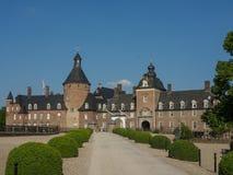 Le château de l'anholt en Allemagne photographie stock