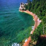 Le château de mineurs donnent sur - le Michigan U.P. Photo libre de droits