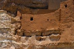 Le château de Montezuma images stock