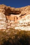 Le château de Montezuma Photo libre de droits