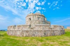 Le château de Pendennis gardent Photographie stock