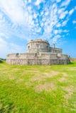 Le château de Pendennis gardent Images stock