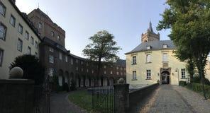 Le château de Schwanenburg photographie stock
