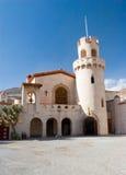 Le château de Scotty images libres de droits