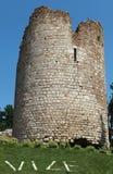 Le château de Vize. Photos stock