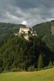Le château de werfen, l'Autriche Photos stock