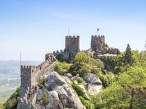 Le château du amarre Photo libre de droits