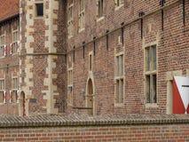 Le château du raesfeld en Allemagne Photos stock